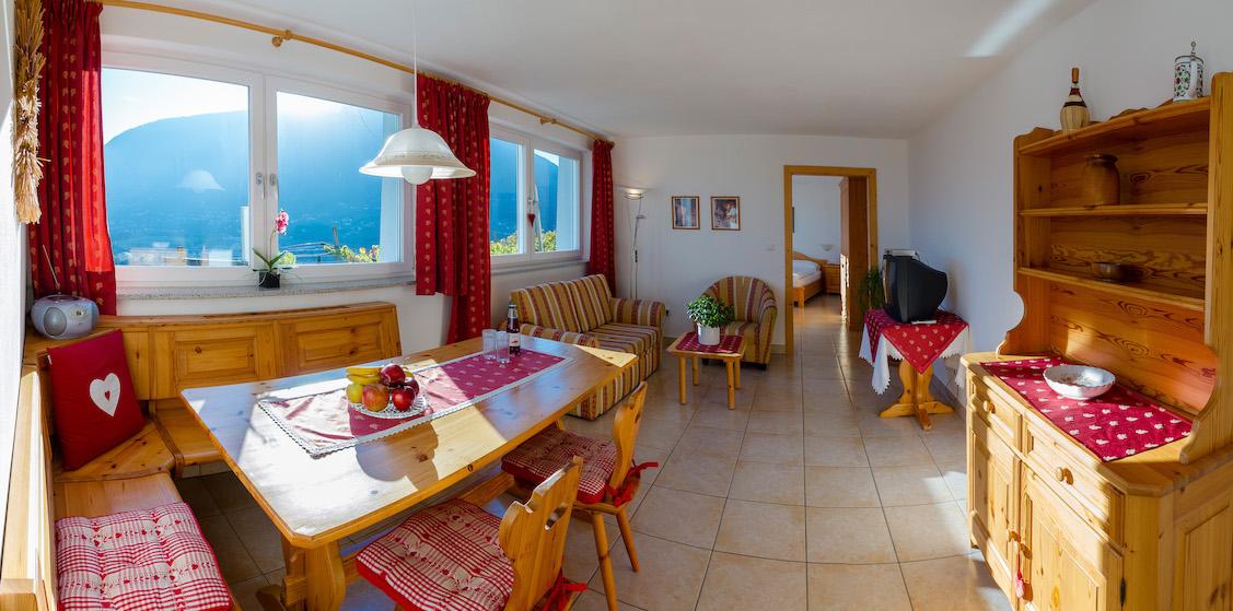 Appartement Dorf Tirol - Ferienwohnung Linter